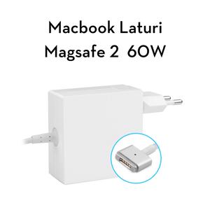 Green Cell MagSafe 2 60W laturi Macbook Pro Retina 13-tuumaa 2012 ja uudemmat