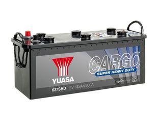 Yuasa 627SHD 12V 143Ah 900CCA Super Heavy Duty Käynnistusakku