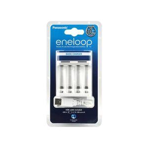 Panasonic Eneloop BQ-CC61 USB AA / AAA paristolaturi