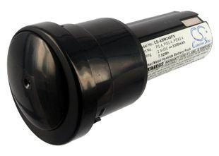 AEG BM240 Ni-MH 2,4 V akku 3300 mAh