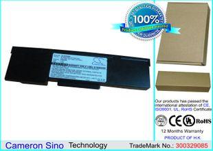 Acer  Aspire 1365i, Aspire 3010, Aspire 5010, Aspire 5012 akku 4400 mAh