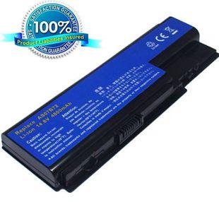 Acer Aspire 7520, Aspire 5520, Aspire 7720, Aspire 6920,  Aspire 5920, Aspire 6920, Aspire 7720 akku 4400 mAh