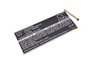 Acer A1402, Iconia One 7 B1-730, Iconia One 7 B1-730HD Tabletin Akku