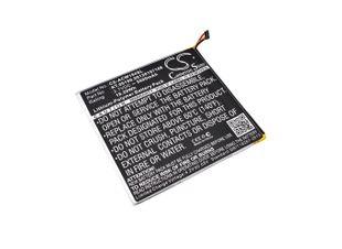 Acer A1-840-131U, Iconia A1-840FHD-10G2, Iconia A1-840FHD-197C Tabletin Akku