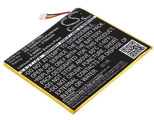 Acer Iconia One 7 B1-770 Tabletin Akku