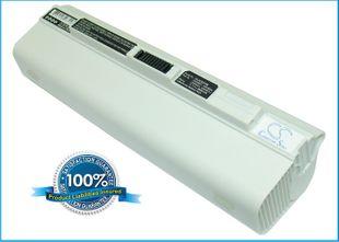 Acer UM09A41, UM09B7C, UM09B31, UM09B34, UM09B7D, UM09A31, UM09A71, UM09A73, UM09A75, UM09B71, UM09B73  akku 8800 mAh valkoinen