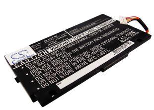 Asus Eee PC MK90H, Eee PC T91, Eee PC T91 S101 akku 3850mAh / 28.49Wh