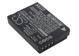 Panasonic DMW-BCG10, DMW-BCG10E, DMW-BCG10PP yhteensopiva akku 890 mAh