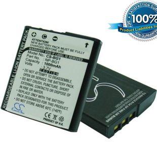 Sony NP-BG1, NP-FG1 yhteensopiva akku 1000 mAh