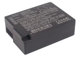 Panasonic DMW-BLC12, DMW-BLC12E, DMW-BLC12GK akku 1050 mAh