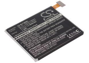 LG F100, F100K, F100L Tabletin Akku