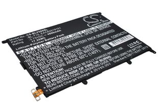 LG G Pad 8.3, V500, VK810 Tabletin Akku