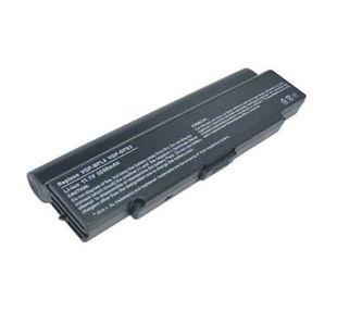 Sony VAIO VGP-BPL2, VGP-BPL2C, VGP-BPS2, VGP-BPS2A, VGP-BPS2B, VGP-BPS2C akku 6600 mAh