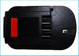 Black & Decker A144 Ni-MH 14,4 V akku 3000 mAh