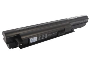 Sony VAIO VGP-BPS26 ja VGP-BPL26 akku 6600 mAh - Musta
