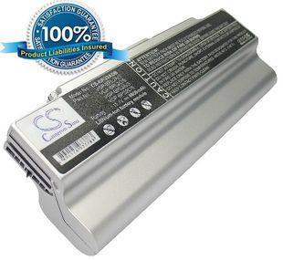 Sony VAIO VGP-BPS2A ja VGP-BPL2A akku 8800 mAh - Hopea
