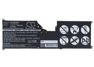 Sony SVT11213CGW, SVT11215CGB/W, SVT11215CW akku 3860 mAh