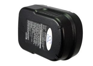 Black & Decker  A1712 Ni-MH 12 V akku 1500 mAh