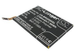 Blackberry Q5, Q5 LTE, Q5 LTE SQR100-1 akku 2100 mAh