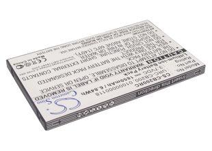 Sonos CB200, CB200WR1, Controller 200 Kaukosäätimen Akku