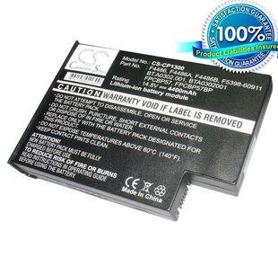 Fujitsu Amilo M6300, Amilo M6800, Amilo M7300, Amilo M7800, Amilo M8300, Amilo M8800, LifeBook C1010, LifeBook C1020, LifeBook C1110 akku 4400 mAh