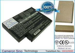Compaq Pavilion ZE5512AP-DR222A, OmniBook XE4500s-F4867HG, Pavilion ZE4910US-M033UA, Pavilion XT118 akku 4400 mAh