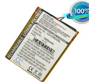 Cowon D2 2GB, D2 4GB akku 1800 mAh