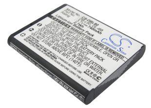 Sanyo DB-L80 yhteensopiva akku 740 mAh