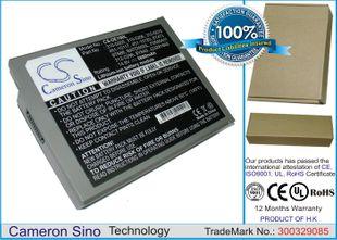 Dell Inspiron 1100, Inspiron 1150, Inspiron 5100, Inspiron 5150, Inspiron 5160, Latitude 100L, Latitude 1150, Latitude 5150, Latitude 5160 akku 6600 mAh
