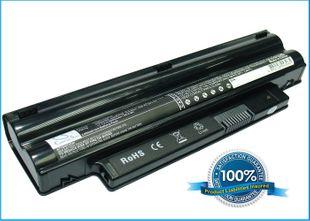 Dell Inspiron Mini 10 1012, Inspiron Mini 1012, Inspiron Mini 1018 akku 4400 mAh - Musta