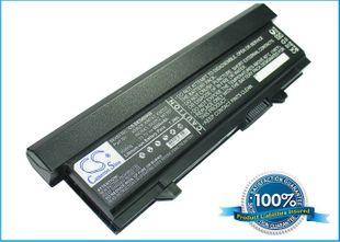 Dell Latitude E5400, Latitude E5500 akku 6600 mAh - Hopea Harmaa
