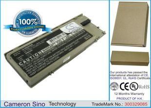 Dell Latitude D620, Latitude D630, Precision M2300 akku 4400 mAh