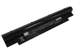 Dell Inspiron N311z, Inspiron N411z, Vostro V131 akku 4400mAh / 48.84Wh mAh - Musta