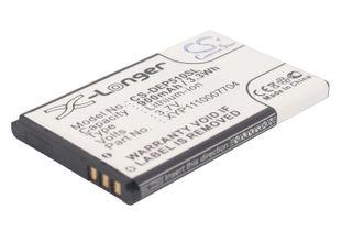 Doro PhoneEasy 510 (DBC-800A / DBC-800B / DBC-800D / DBP-800B) Akku 900 mAh