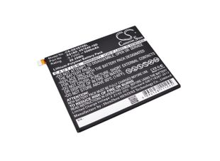 DELL Venue 8 7000, Venue 8 7840 Tabletin Akku