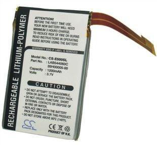 Toshiba Genio E500, Genio E550, Genio E500x, Genio E570, Thera 2032 akku 1200 mAh