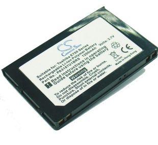 Toshiba E700, E740, E750, E750 Wifi, E755 akku 1200 mAh