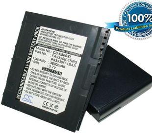 Toshiba E800, E805, E808, E800w tehoakku 3800 mAh