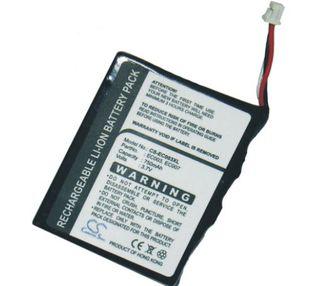 iPOD Mini 4GB, Mini 6GB akku 750 mAh