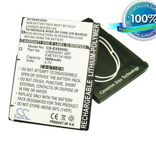 Acer Tempo M900, Tempo F900, Tempo X960, M900, F900, X960 akku 1600 mAh