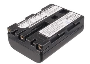 Sony NP-QM51, NP-FM50, NP-QM50, NP-FM51, NP-FM30 yhteensopiva akku 1300 mAh