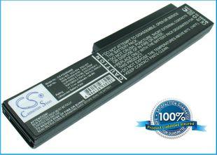 Fujitsu SW8, TW8 akku 4400 mAh - Musta