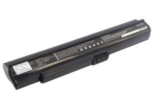 Fujitsu LifeBook M2010, LifeBook M201 akku 2200 mAh - Musta
