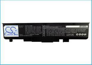 Fujitsu Amilo Li1705, Amilo L1310G, Amilo L7310 akku 4400 mAh - Musta