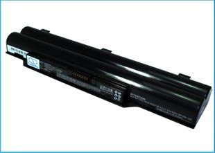 Fujitsu LifeBook E8310 akku 4400 mAh - Musta