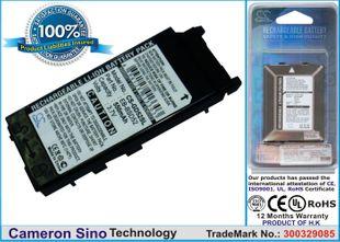 Panasonic GD52 akku 550 mAh