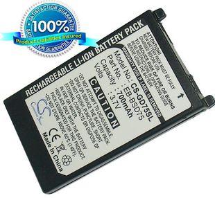 Panasonic GD75, GD76 akku 700 mAh