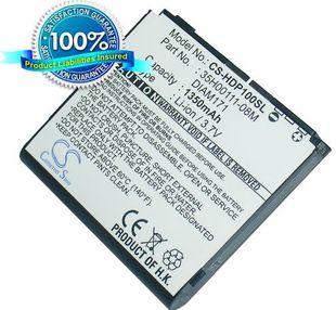 HTC Touch Pro, T7272, TyTn III, Herman, Raphael, Raphael 100, Raphael 101, Raphael 800 akku 1350 mAh