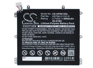 HP 7600US, HSTNH-H408C, Slate 8 Plus Tabletin Akku