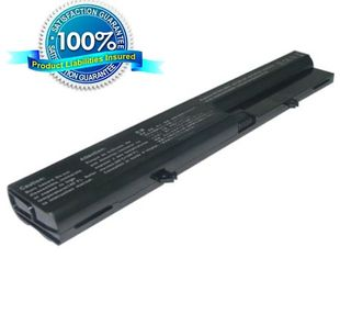 Compaq Business Notebook 6530s, Business Notebook 6535S, Business Notebook 6520S, Business Notebook 6531s akku 4400 mAh